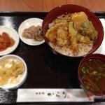 日本橋からり - 野菜天丼