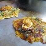 きゃべつ畑 - カキのプチ焼き