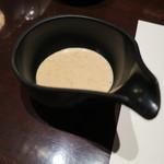 西村屋 和味旬彩 - かにちらし、味噌だれ、小鉢付き5