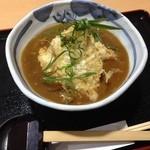 24628508 - 鶏天カレーうどん(¥900)