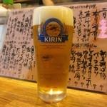 24629811 - まずは生ビール