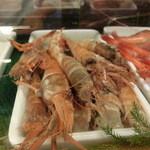 すし処 大敷 - 市場卸の強みを活かし金沢港から海老・蟹