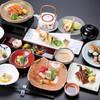 海の幸 魚長 - 料理写真:ぜいたく会席コース 椿6300円