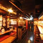 魚寅本店 - 【海鮮好き必見!】漁師料理の数々を漁師小屋風のお洒落な店内で