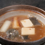 瓢亭MARU - 料理写真:『まる鍋』は女性一人で食べられるサイズ。お手頃価格がうれしい