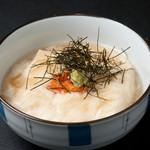瓢亭MARU - 湯葉あんかけ豆腐