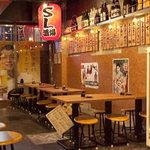SL酒場 - 矢沢さんも応援してくれてます。