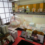緑寿庵清水 - 店内は撮影禁止・・・知らずに撮ってしまいました・・・。