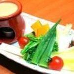 黒き - こだわり野菜のバーニャカウダ