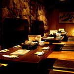 黒き - 掘りごたつ 最大30名 個室 各種ご宴会 歓送迎会 飲み