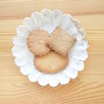 福島屋 - 薪石窯クッキー100g\300