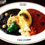 GiGi - 「赤」&「黒」の愛盛り980円