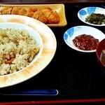まんてん食堂 - 料理写真:日替定食