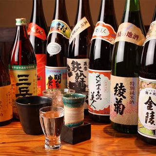 料理の味わいをいっそう豊かに。香川の地酒