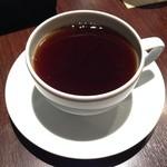 24643865 - ランチのコーヒー(ブラジル深煎り)