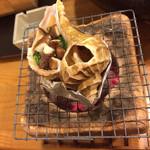 七兵衛や - 料理写真:つぶつぼ焼き 900円