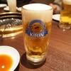 弘 - 料理写真:生ビール