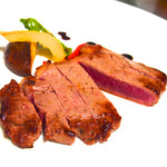 g-colon - 特選牛サーロインステーキ