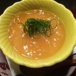 24645121 - 白玉入り豆腐のすっぽん餡かけ