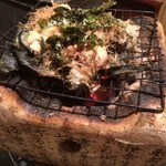 24645128 - 牡蠣の炭火焼