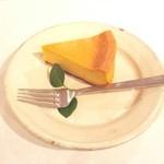 24646515 - かぼちゃのベイクドチーズケーキ