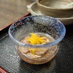 雑魚膳 しながわ - 自家製 なまこ酢 580円