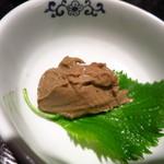 小料理荒井 - 蟹味噌420円
