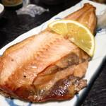 小料理荒井 - ほっけ525円