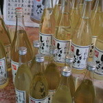 杉能舎 - 絞りたてのお酒、美味しそう・・・。
