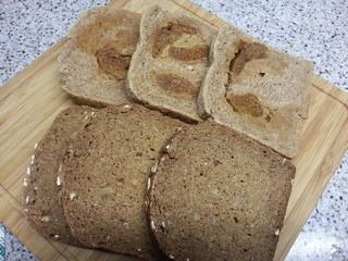 ベッケライ サトー - プンパニッケル イチジクのパン
