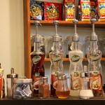 MOANA CAFE - テイクアウトコーナー