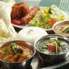 JOYMAHAL - 料理写真:本格インドカレーからパスタなどの洋食も全般楽しめランチはセットメニューが人気です!