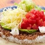 る・それいゆ - 料理写真:自慢の食材トマトが味わえる『タコライス【それいゆ】風』