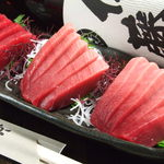 喜DoI楽 - 自慢の鮮魚!いろいろなマグロ盛合わせを贅沢に☆