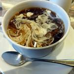 ジョフラン - 2014/3 サービス券でコーヒー