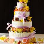 ジャミン - ウエディングケーキ!!