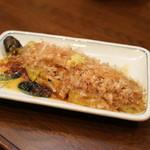 博多鉄なべ餃子なかよし - 博多 焼なす