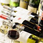 ジャミン - ワインの品数も豊富!!