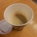 ベルウッド - 2013/12/25  いつも挽きたてのコーヒー 150円♪