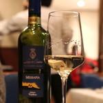 ヴィンチェロ - プーリア州の Messapia Salento Verdeca Leone de Castris (2014/03) 爽やかな白ワイン