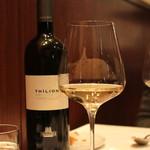 ヴィンチェロ - サルデニア州の THILION 2011 Alghero Sella & Mosca (2014/03) パワフルでエレガントな白ワイン