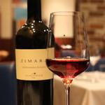 ヴィンチェロ - Zimara Negroamaro Rosato Sanchirico (2014/03) 香り豊かな果実味のあるワイン