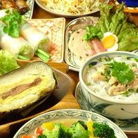 ベトナムレストランシクロ - ベトナムも米の文化!実に日本人の下に合うのがベトナム料理!美味しいお酒とやみつき料理で楽しい時間を是非シクロで☆