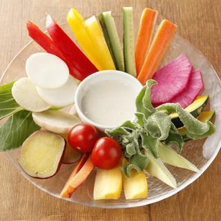 北海道と西日本の契約農家から届く厳選野菜♪
