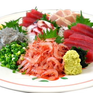 新鮮!静岡の地魚を市場から直送!!