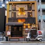 24657857 - 昭和初期の木造一軒屋を改装されて生まれた昇家の一号店です