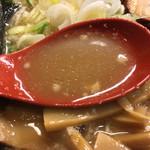蝉時雨 - スープ