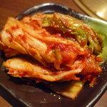 闇市 - ☆白菜のキムチはちょっぴり辛めです☆