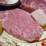 闇市 - ☆フィレ肉はサシも程よく見た目よりも食べると美味しい印象です(*^。^*)☆