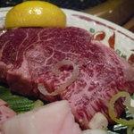 闇市 - ☆こちらのフィレ肉はちょっぴり肉厚ですね(^_-)-☆